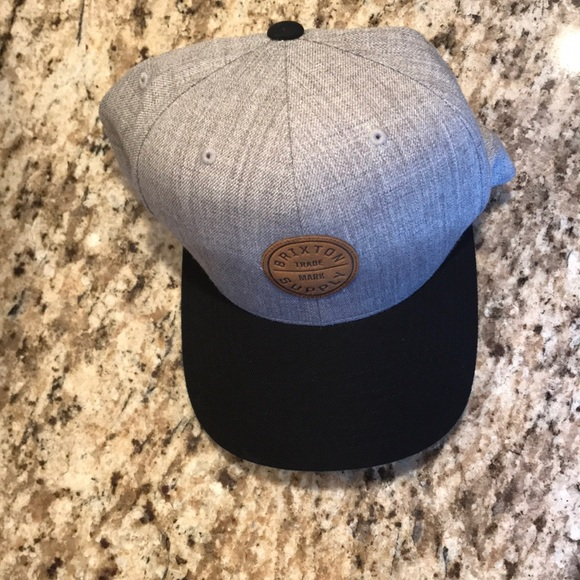 aa88ab14bf7 Brixton Other - Brixton Supply Hat